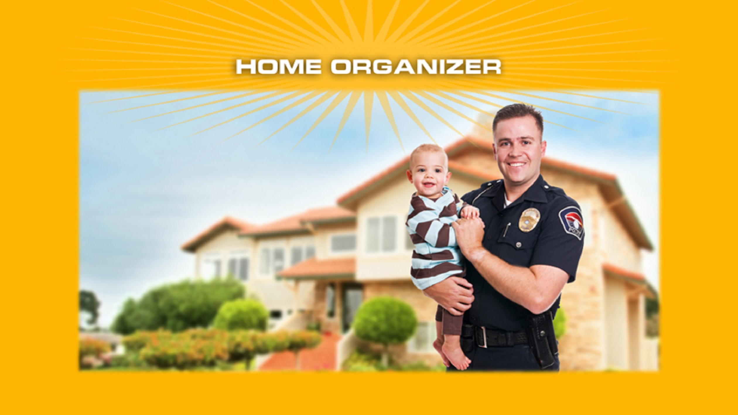 Home Organizer Protects